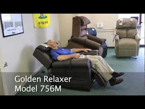 The Best Lift Chair -The Golden Relaxer