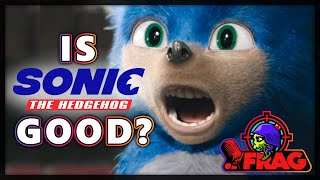 Sonic the Hedgehog is out, why haven't you seen it? Oh you did? Fancy meeting you here. ( ͡° ͜ʖ ͡°)