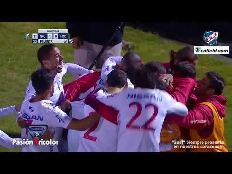 Nacional 1 - Fénix 0 (12a Fecha Clausura 2017)