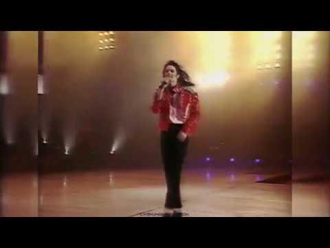 Michael Jackson - Beat It - Live Helsinki 1997 - HD
