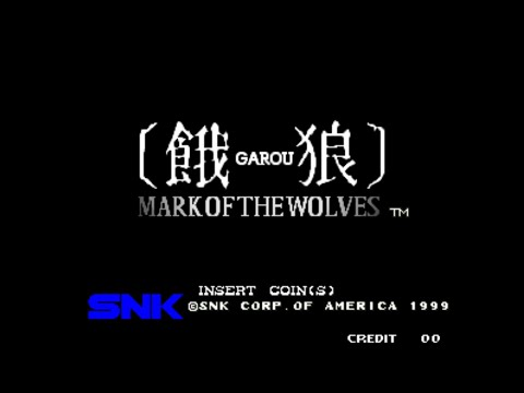 Garou: Mark of the Wolves |