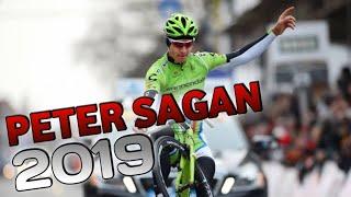 Peter Sagan wheelie before Mont ventoux at Tour de France