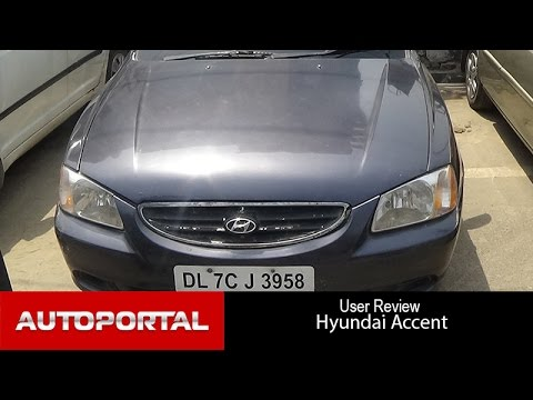 Hyundai Accent User Review - 'great suspension' - Autoportal