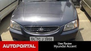 Hyundai Accent User Review great suspension Autoportal