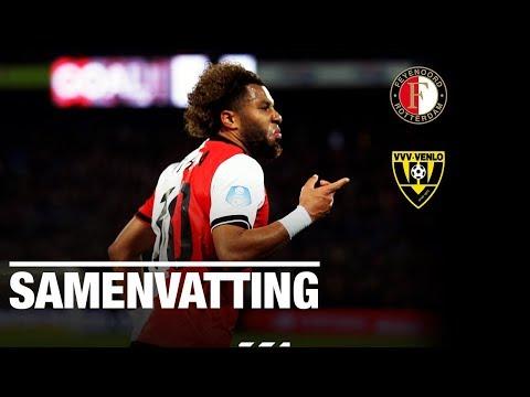 Samenvatting | Feyenoord - VVV-Venlo 2018-2019