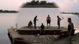 Смотреть видео Тур по реке Случь