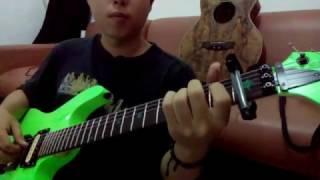 TUM HI HO Guitar cover