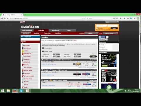 How to make money with arb bets