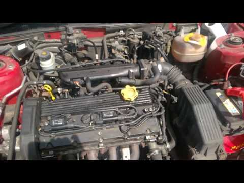 Rover 25 (K series 1.4 16v), starting up after head gasket replacement