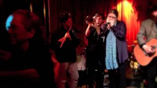 """6th Annual Get Behind The Mule: Afton Wolfe and the Pehdstckjmbas """"Widow's Grove"""" (by Tom Waits)"""