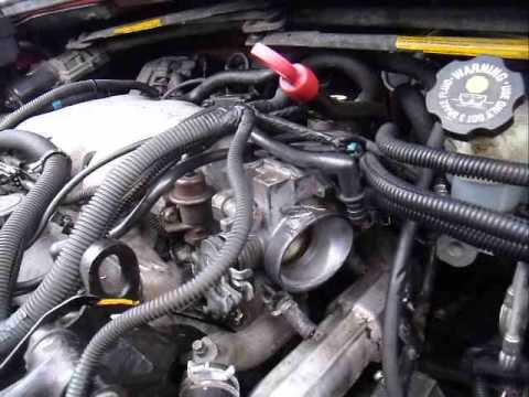 How To Fix & Replace a Thermostat GM 3400 Aztek Rendezvous