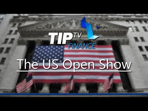 LIVE: US Open Finance Show: Stock Market, Forex, and Top Macro News - 08/09/16