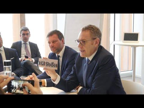 """Milano, Ibm Studios approda in Gae Aulenti: """"Investimento da 40 milioni per nove anni"""""""