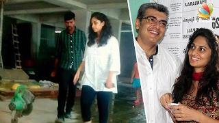 Shalini & Ajith buidling their dream home | Hot Tamil Cinema News