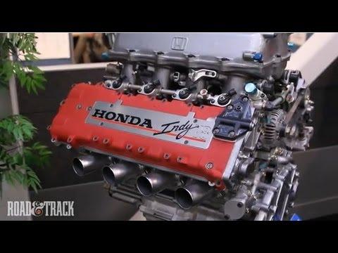 Factory Tour Honda Performance Development