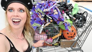 Follow Me Around- Wal-Mart HALLOWEEN ADVENTURE!
