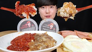 김수미 순살 양념게장 간장게장&계란후라이 마늘햄…