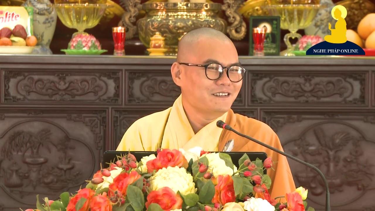Bố Thí Để Phát Triển Phật Pháp – Đại Đức Thích Đạo Quang