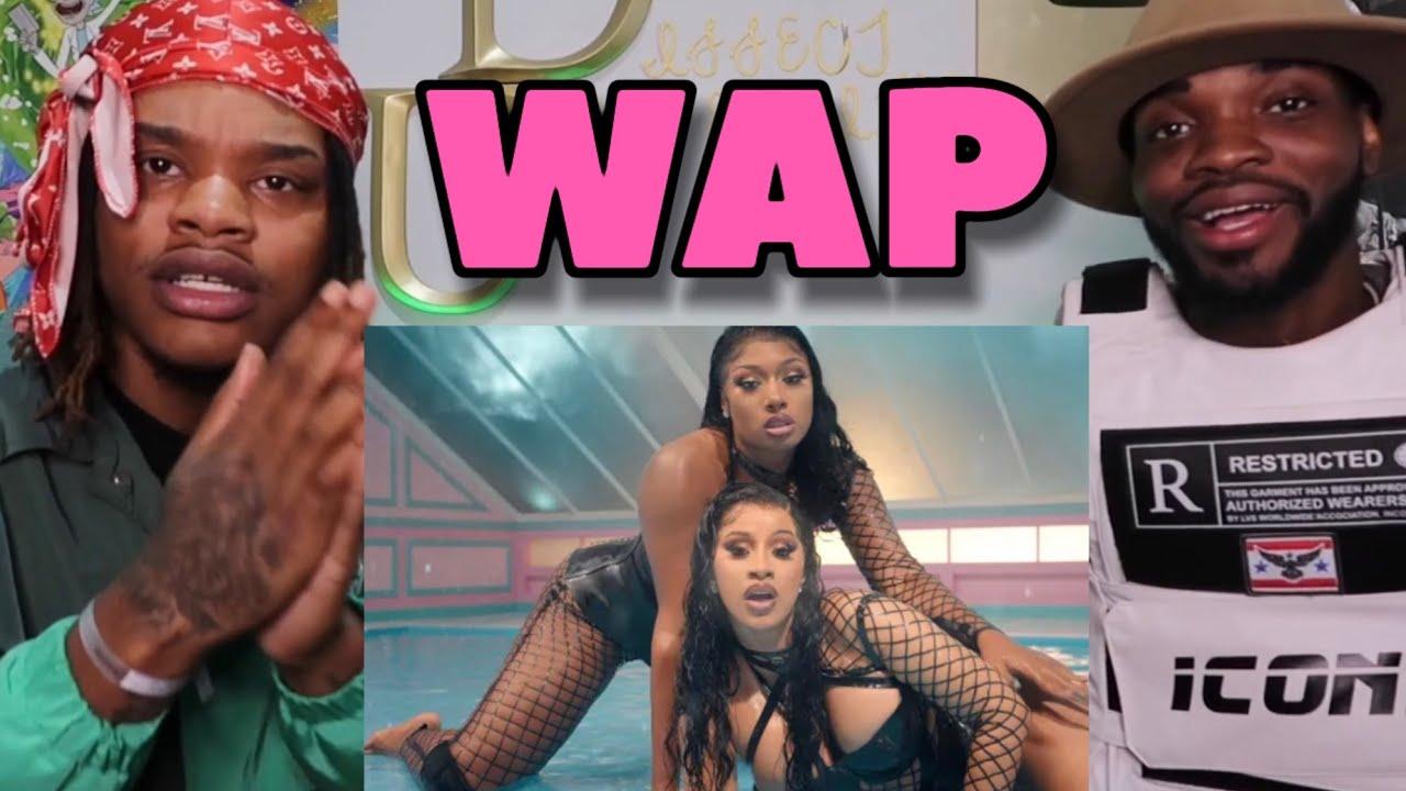 Download Cardi B - WAP feat. Megan Thee Stallion [Official Music Video] (REACTION)