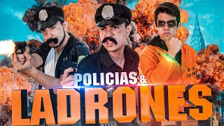 POLICIAS Y LADRONES LA PELÍCULA! - #1 - Changovisión