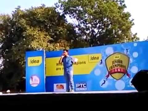 Anchor Aman -Hosting for Punjab biggest SPORT EVENT- www.anchoraman.webs.com