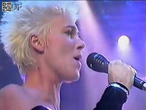 Roxette - Listen To Your Heart (Live) - 1989