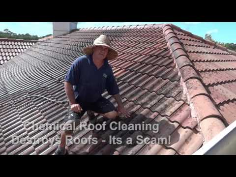 CHEMICAL ROOF CLEANING BOCA RATON LOW PRESSURE SOFT WASH BOCA RATON