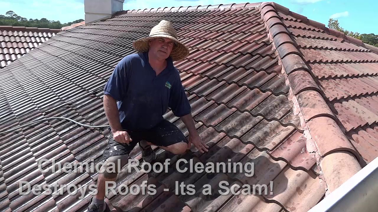Chemical Roof Cleaning Boca Raton Low Pressure Soft Wash