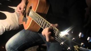 Luar Na Lubre - Chove en Santiago [Guitar Cover]