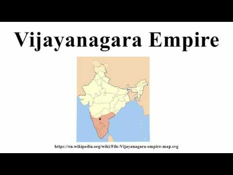 Vijayanagara Empire