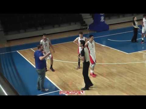 ABK (Ankara Basket Kulubu) 44-41 ASEM (AGEL)