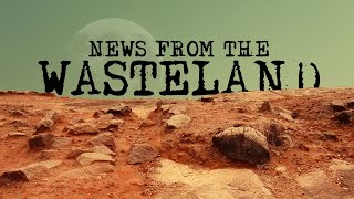 Government UFO Holdup, Health Stuff, and A.I. Reads Dead Sea Scrolls - News From the Wasteland