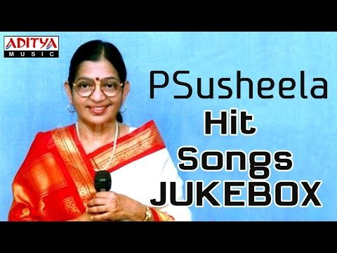 P Susheela Hits Songs || 100 Years Of Indian Cinema || Special Jukebox