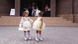 Платья для маленьких модниц...