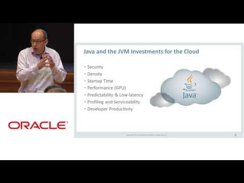 Overview of the Java Platform: Java 9, Java + Docker, and JVM Languages with Bernard Traversat