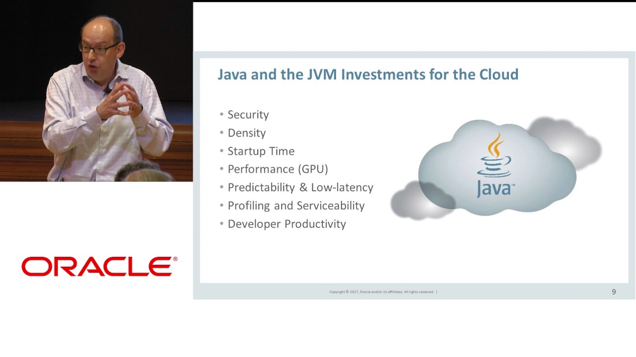 Overview of the Java Platform: Java 9, Java + Docker, and JVM Languages  with Bernard Traversat