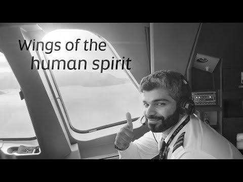 Wings of the human spirit | Etihad Airways