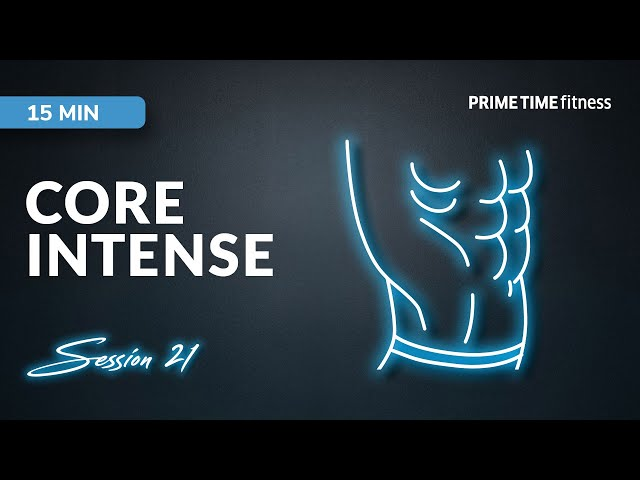 Live Workout Session - Core Intense - Vol.21
