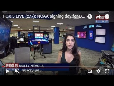 FOX 5 LIVE (2/7): NCAA signing day for D.C. high school; Elon Musk remarks after yesterday's launch