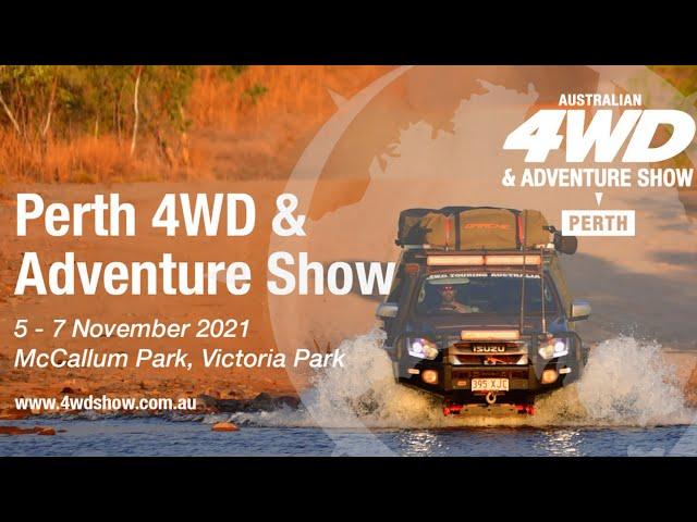 Perth 4WD & Adventure Show 2021