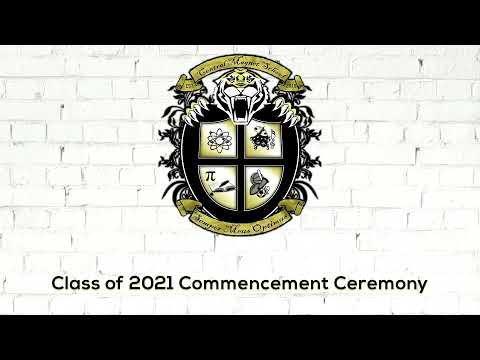 Central Magnet School Graduation 2021