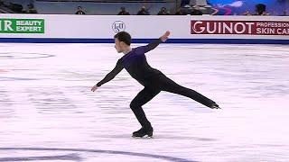 Дмитрий Алиев выиграл золото чемпионата Европы по фигурному катанию