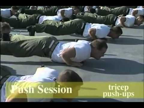 The Navy SEALs Workout