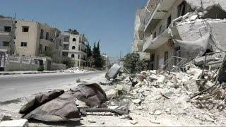 أسبوع دام في إدلب المنكوبة.. وأهالي المدينة يؤكدون على التمسك بالأمل