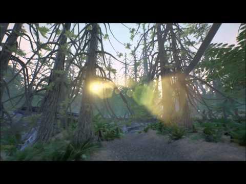 Triassic World: Coastal Environment WIP