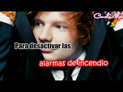 Ed Sheeran - Fire Alarms (sub. español)