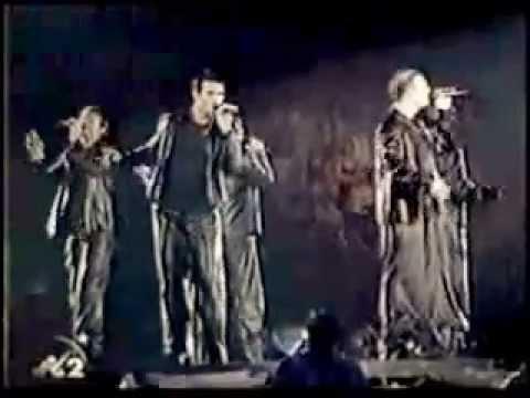 Backstreet Boys - Don't Wanna Lose You Now Live Millennium Tour 1999