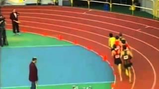 1500м мужчины 3 забег - Чемпионат Украины 2015 Сумы