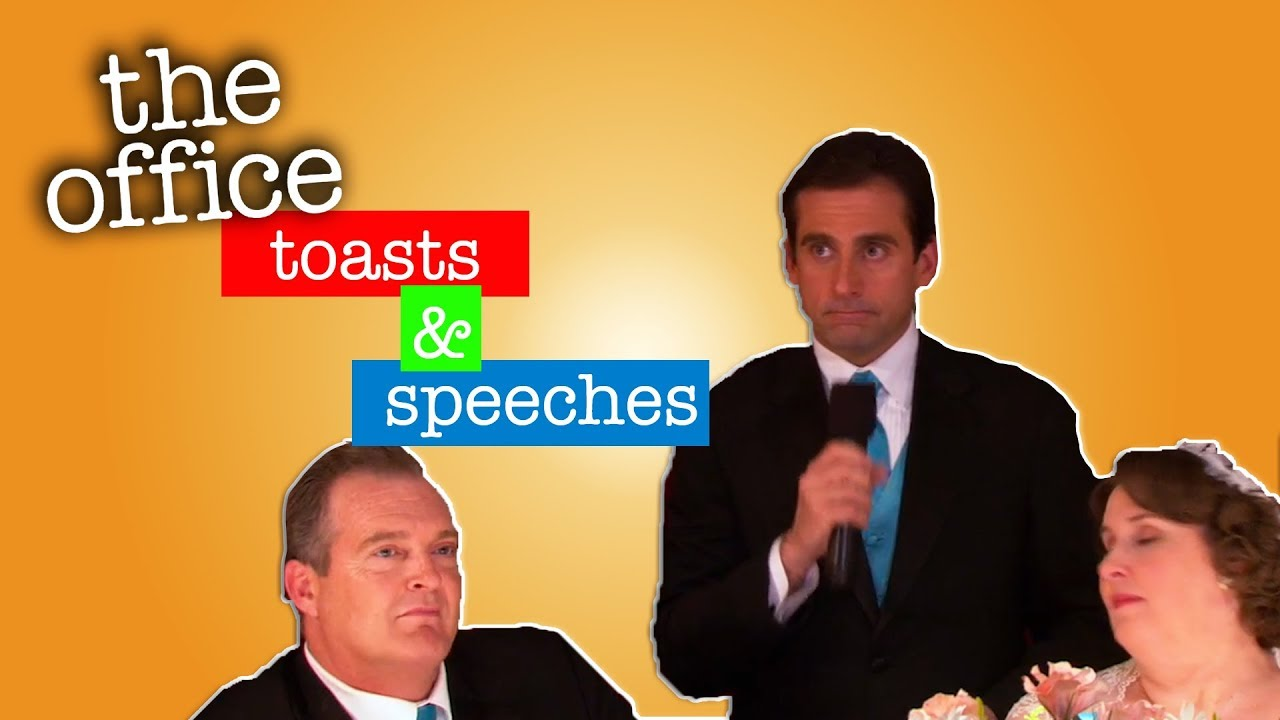All The Best Speeches  - The Office US