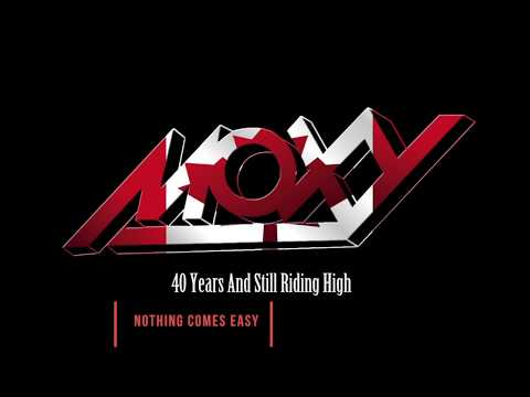 Moxy - Nothing Comes Easy